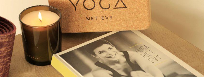 Barney the Yoga met Evy book